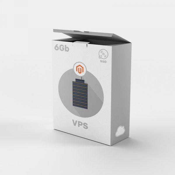 Servidor VPS Magento Optimizado silver: servidor vps magento.