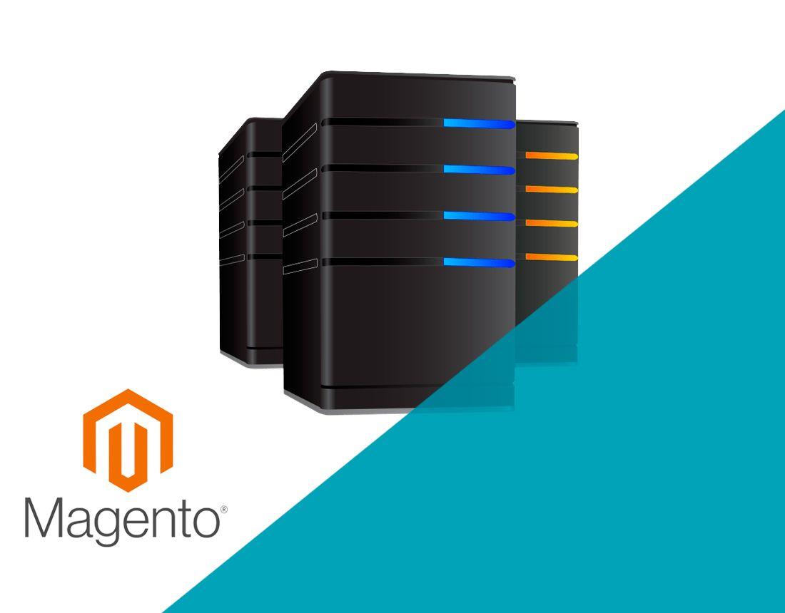 Servidor VPS Magento optimizado. Empresa Alojamiento servidores.
