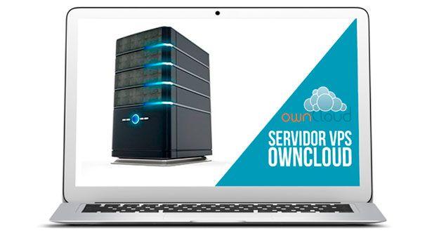 Servidor vps Owncloud. Servidores virtuales de alta velocidad.
