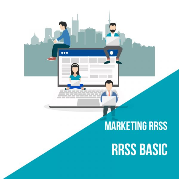 Plan Marketing Redes Sociales Basic. Agencia marketing online
