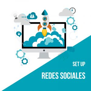 Set up redes sociales. Agencia Social Media Marketing.