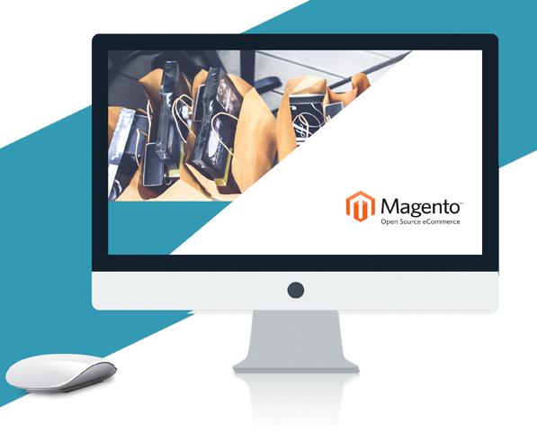 Diseño tienda online Magento. Empresa diseño tienda online Magento.