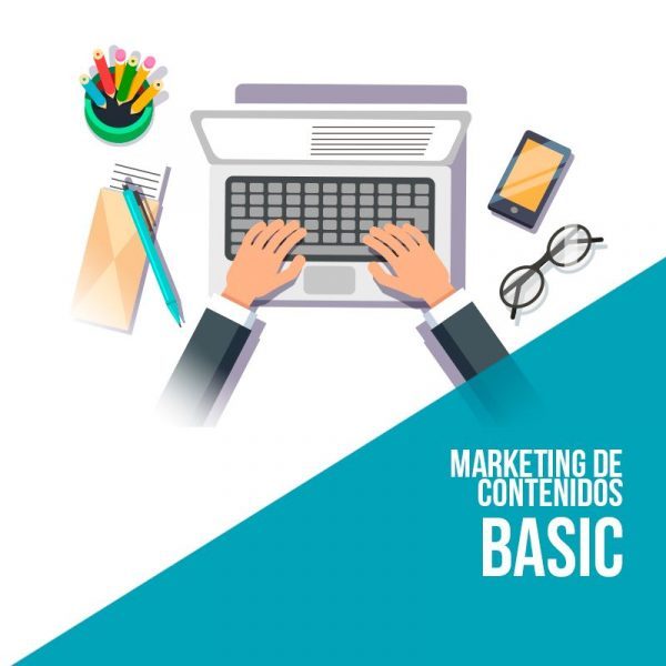 Plan marketing de contenidos Basic. Empersa marketing digital.