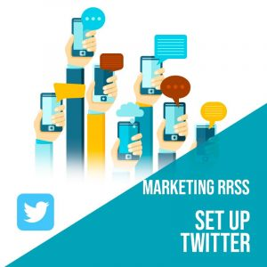 Plan Marketing Redes Sociales: Set Up Twitter. Plan de gestión Twitter para empresas. Gestión redes sociales.