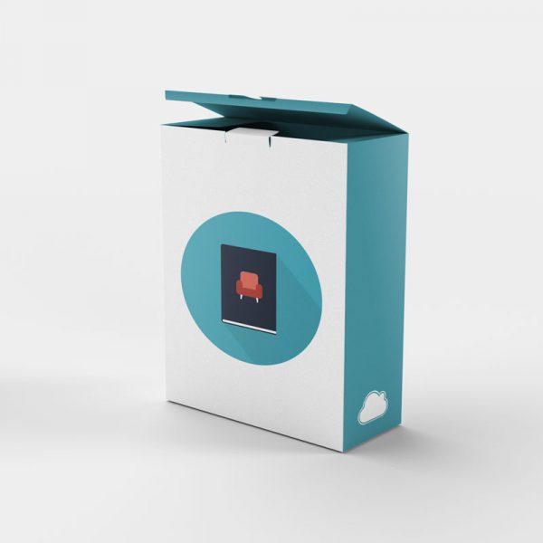 Diseño de catálogo de productos y servicios