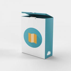 Diseño de folleto tríptico