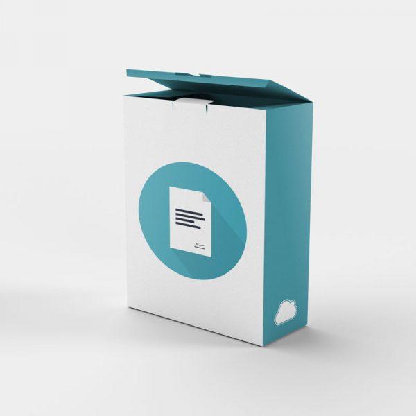 Diseño papelería y diseño tarjeta de visita, sobre y papel de carta
