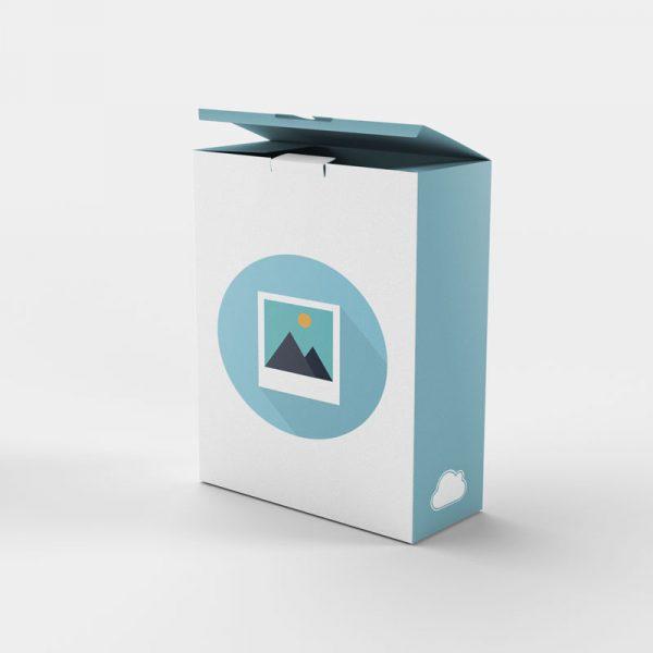 Pack de diseño de imágenes para redes sociales Basic. Agencia diseño gráfico.