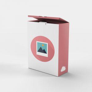 Pack de diseño de imágenes para redes sociales