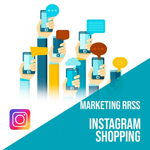 Plan Marketing Redes Sociales: Instagram Shopping. Plataforma de compras integradas en la red social. ¿Qué es instagram shopping? Integramos tu tienda online con Instagram.