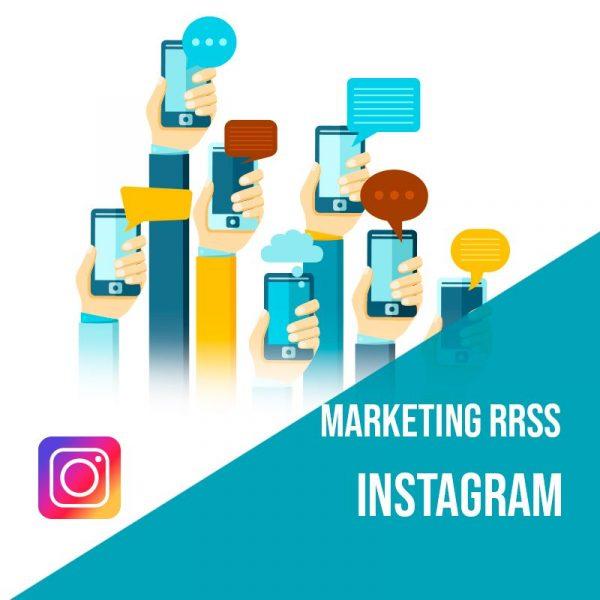 Plan Marketing Redes Sociales: Plan de gestión Instagram para empresas mensual. Gestión redes sociales.
