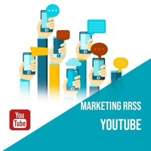 Plan Marketing Redes Sociales: Plan de gestión Youtube para empresas mensual. Gestión redes sociales.