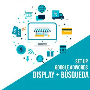 Configuración inicial Google Adwords en red busqueda y display