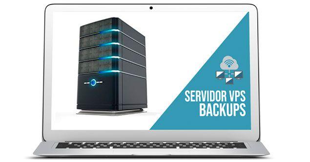 Servidor VPS para Backups
