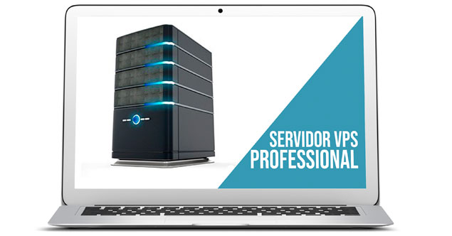 Servidores VPS Valencia Professional. Hosting VPS.
