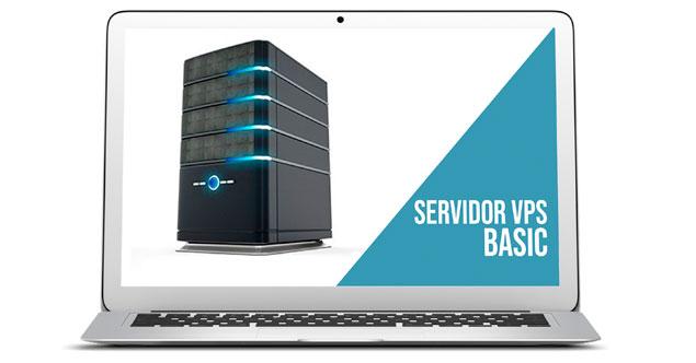 Hosting VPS Basic. Servidor VPS