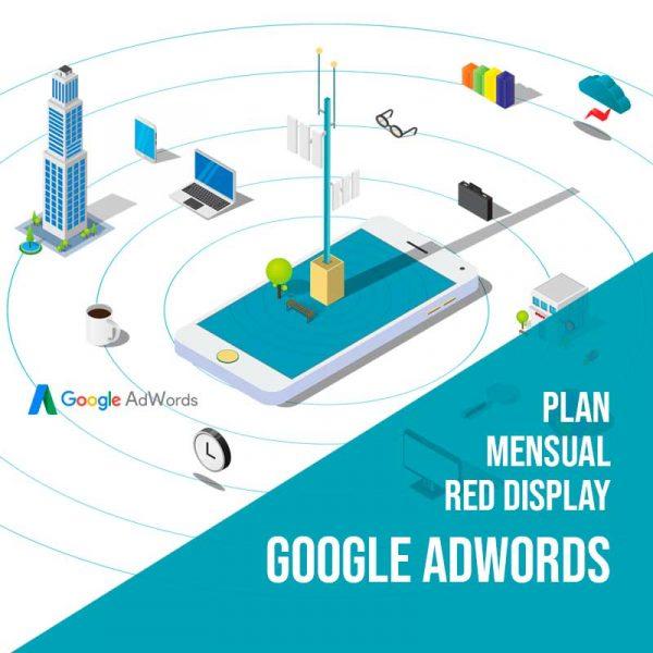 Gestión mensual de publicidad en Google
