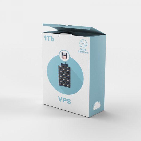 Altas medidas de seguridad en Servidor VPS backups 1tb
