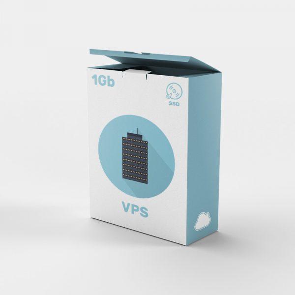 Servidor VPS SSD 1gb: Empresa alojamiento web. Servidor VPS.
