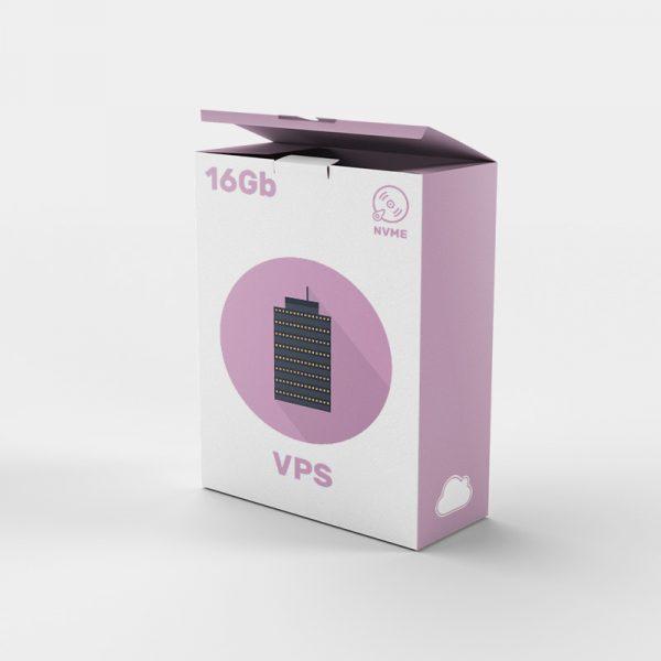 Servidor VPS SSD NVME 16gb: Empresa servicios alojamiento web.