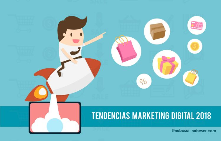 Tendencias marketing digital&&ciudad&& 2018