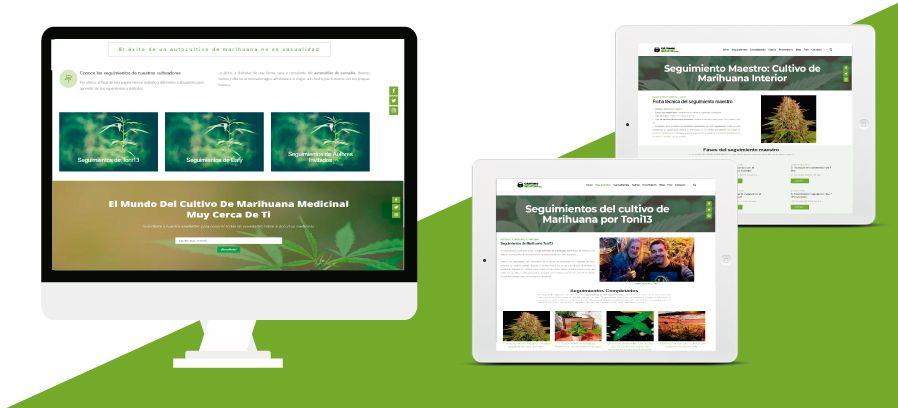 Cultivando Medicina: Diseño web Responsive&&ciudad&& en Wordpress, posicionamiento SEO&&ciudad&& y marketing online&&ciudad&&.