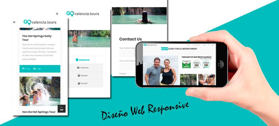 Desarrollo web Wordpress&&ciudad&& Go Valencia