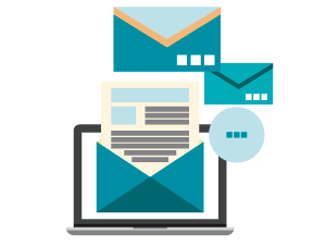 Email marketing: Plan visibilidad digital .