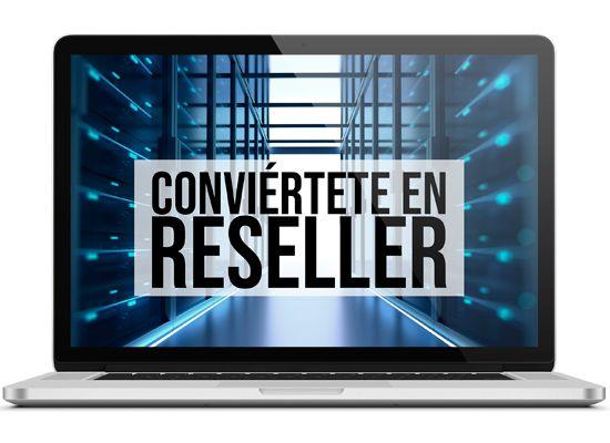 Comercializar servidores NVME Reseller NVMe
