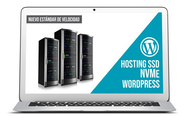 Hosting SSD NVMe Wordpress Hosting para wordpress NVMe