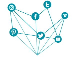 Redes Sociales para aumentar la visibilidad digital. Agencia de marketing online y Social Media Marketing.