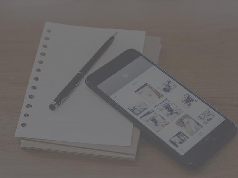 Blog Diseño y Desarrollo Apps