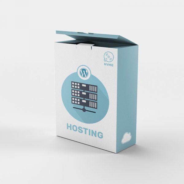 Hosting SSD NVMe wordpress. Empresa Alojamiento Wordpress Servidor NVMe Basic.