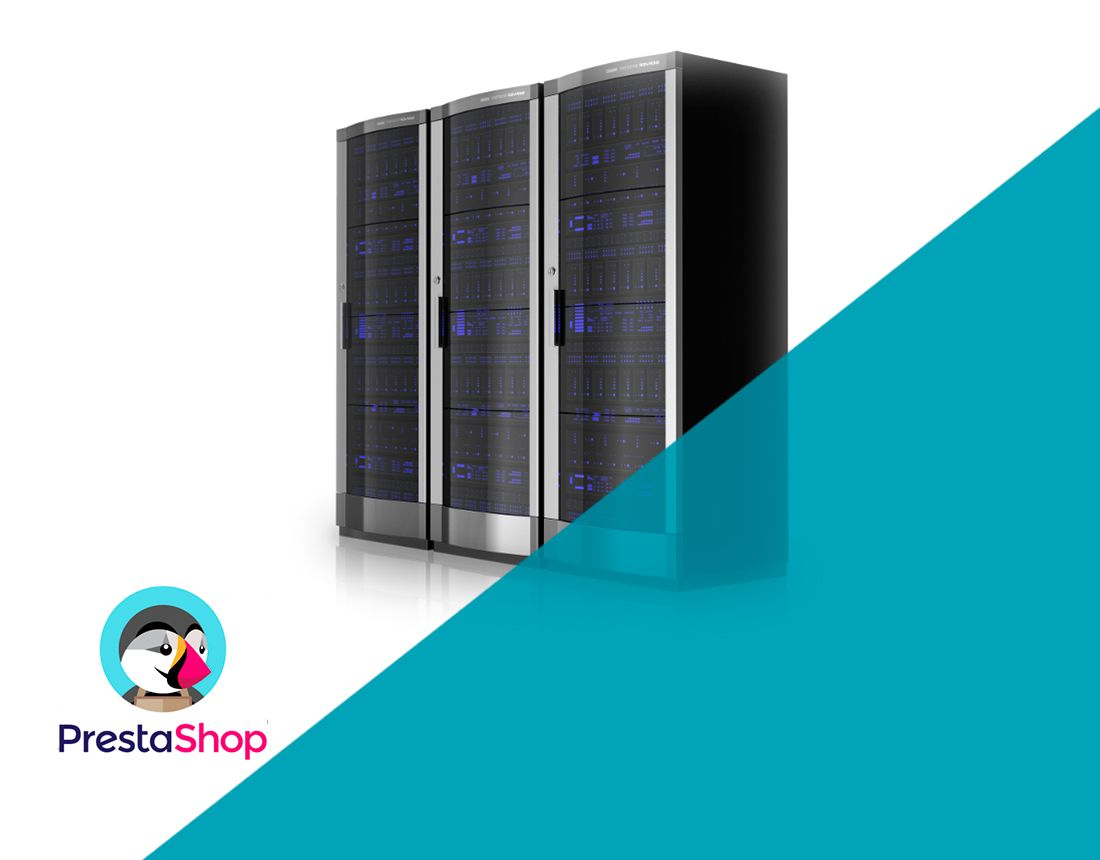 Servidor VPS SSD NVMe Prestashop Optimizado Servidor VPS con discos NVMe para Prestashop