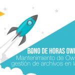 Producto Estrella: Bono de horas Owncloud Professional