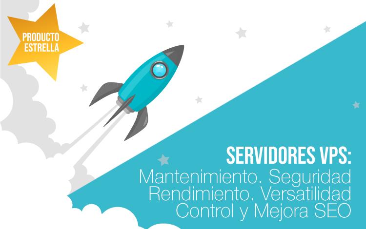 Contratar servidores VPS: Alta velocidad.
