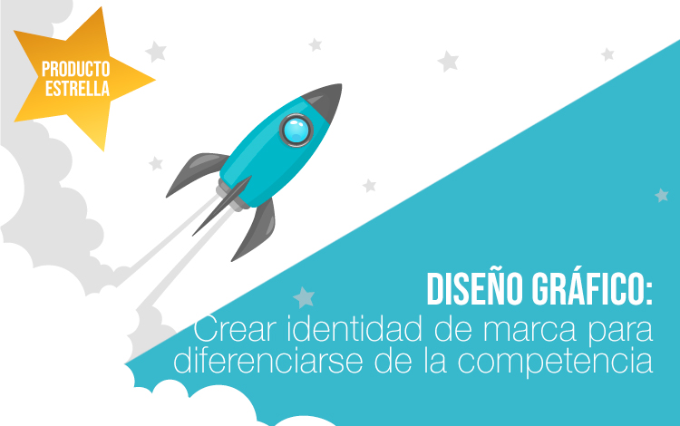 Servicios de diseño gráfico: Diseño web para crear identidad de marca.