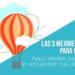 Los 3 mejores desarrollos de aplicaciones móviles para viajar