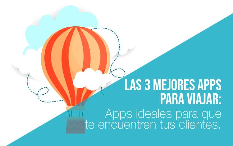 Deja que tus clientes te encuentren con el desarrollo de aplicaciones móviles para turistas