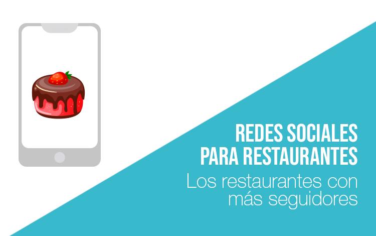 Redes Sociales para restaurantes: Marketing para restaurantes. Redes sociales para restaurantes
