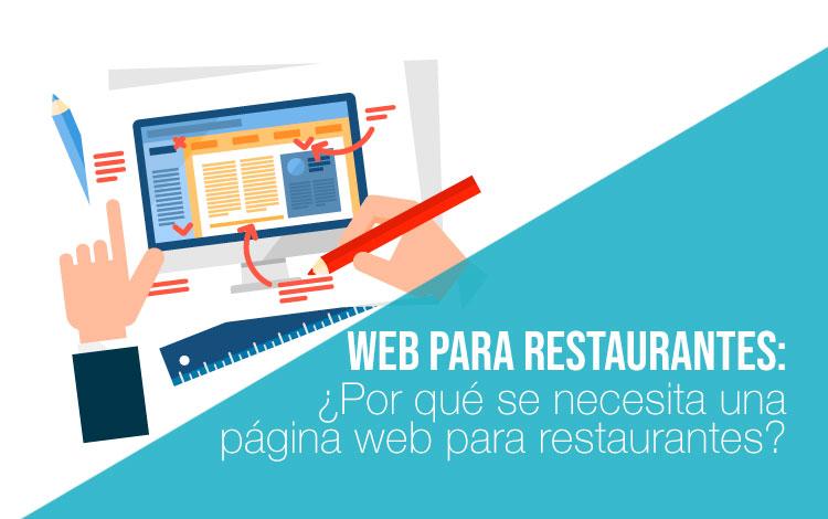 Diseño página web para restaurantes: Claves para diseño web restaurantes.