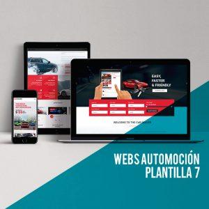 WordPress para talleres de coches: Diseño web para automoción.