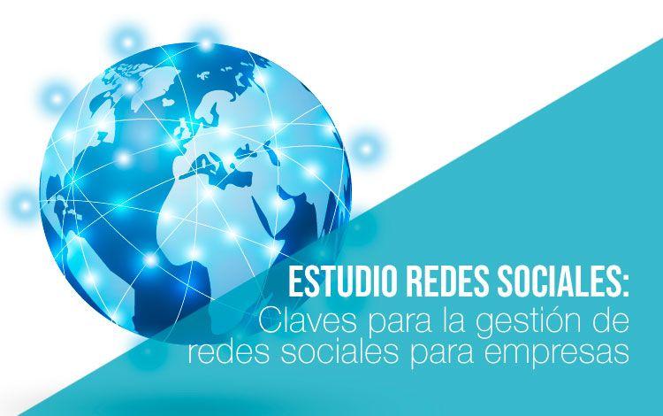Estudio gestión de redes sociales para empresa de IAB Spain.