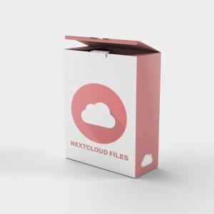 Contratar Instalación Nextcloud Files: Alojamiento en la nube privado.