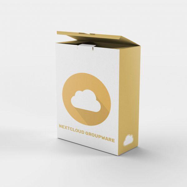 Contratar Instalación Nextcloud Groupware: Alojamiento en la nube privado.