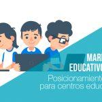 Marketing educativo: Posicionamiento SEO para centros educativos