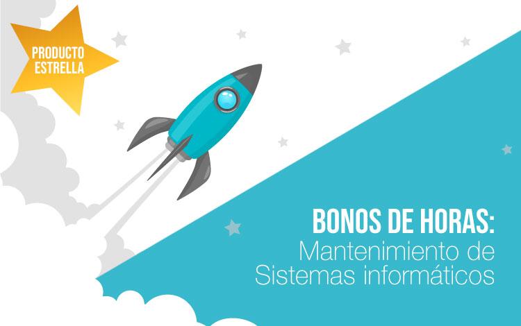 Bono de horas Mantenimiento de sistemas Informáticos
