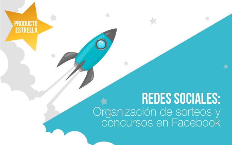 Marketing de redes sociales con gestión de concursos en Facebook