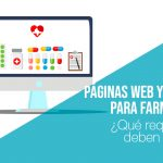 Marketing farmacéutico: Páginas web y blog para farmacias
