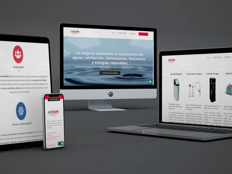 Diseño y desarrollo web Wordpress